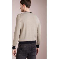 Swetry klasyczne męskie: Drumohr GIRO Sweter nero
