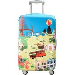 Walizki: Pokrowiec na walizkę LOQI Urban San Francisco