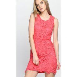 Sukienki: Koralowa Sukienka Driving Ms Daisy