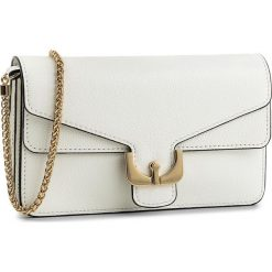 Torebka COCCINELLE - BM1 Ambrine Soft E1 BJ5 19 01 01 Blanche 010. Białe torebki klasyczne damskie Coccinelle, ze skóry. W wyprzedaży za 769,00 zł.