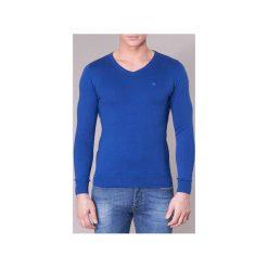 Swetry Tom Tailor  BIGAF. Niebieskie swetry klasyczne męskie Tom Tailor, l. Za 103,20 zł.