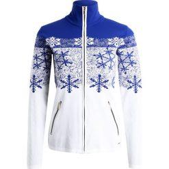 Luhta VENNA Kurtka z polaru royal blue. Niebieskie kurtki damskie softshell Luhta, xl, z materiału. W wyprzedaży za 335,20 zł.