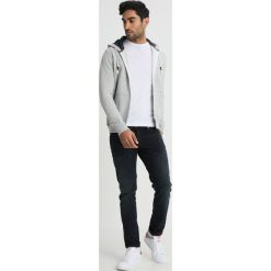 Tommy Jeans ORIGINAL ZIPTHRU Bluza rozpinana mottled grey. Szare kardigany męskie Tommy Jeans, m, z bawełny. W wyprzedaży za 360,05 zł.