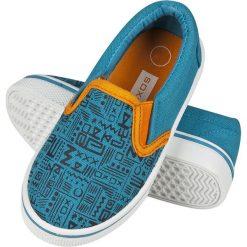 Soxo - Tenisówki dziecięce. Zielone buty sportowe chłopięce Soxo, z gumy. Za 49,99 zł.