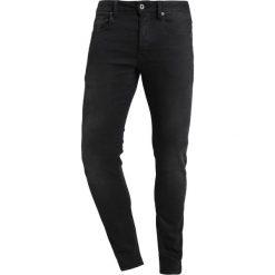 GStar 3301 SLIM Jeansy Slim Fit dark aged. Szare jeansy męskie relaxed fit marki G-Star. Za 559,00 zł.