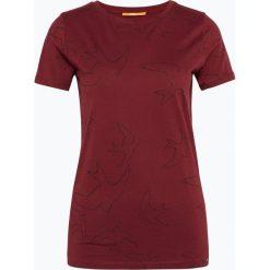 BOSS Casual - T-shirt damski – Tishirti, czerwony. Czerwone t-shirty damskie BOSS Casual, l, z bawełny. Za 169,95 zł.