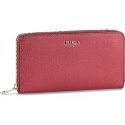 Duży Portfel Damski FURLA - Babylon 903615 P PR82 B30 Ruby. Czerwone portfele damskie marki Furla, ze skóry. Za 705,00 zł.