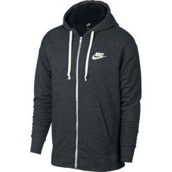 Bluza Nike Heritage Hoodie FZ (928431-010). Szare bluzy męskie marki Nike, m, z bawełny. Za 195,99 zł.