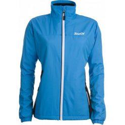 Kurtki damskie narciarskie: Swix Cruising Plus Blue Pacific/Black L