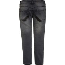 S.Oliver RED LABEL HOSE Jeansy Slim Fit grey/black denim. Czerwone jeansy chłopięce marki s.Oliver RED LABEL. Za 159,00 zł.