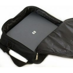 Torby na laptopa: Czarna Torba męska na ramię Bag Street LAPTOP
