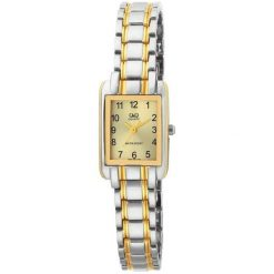 Zegarki damskie: Zegarek Q&Q Damski  F295-403 Klasyczny