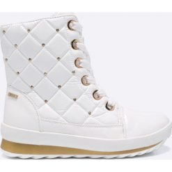 Buty zimowe damskie: Caprice - Botki