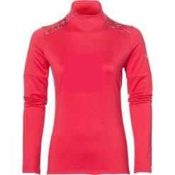 Asics Koszulka damska LITE-SHOW WINTER LS Lite Stripe Cosmo Pink r. S. Bluzki asymetryczne Asics, s. Za 192,85 zł.