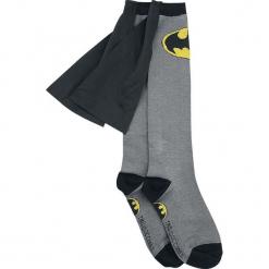 Batman Cape Pończochy szary. Szare pończochy i rajstopy marki Batman. Za 62,90 zł.