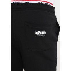 Joggery męskie: Moschino Underwear SHORT JOGGERS Spodnie od piżamy black