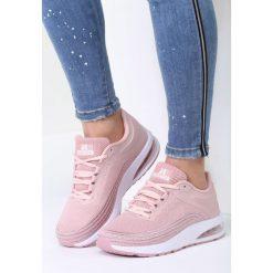 Różowe Buty Sportowe Seasons. Czerwone buty sportowe damskie marki KALENJI, z gumy. Za 99,99 zł.