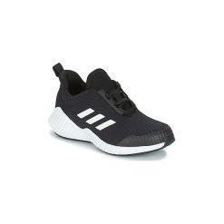 Buty Dziecko adidas  FORTARUN K. Czarne trampki chłopięce marki Adidas. Za 179,10 zł.