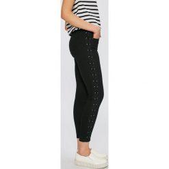 Haily's - Jeansy Dora. Czarne jeansy damskie Haily's. W wyprzedaży za 119,90 zł.