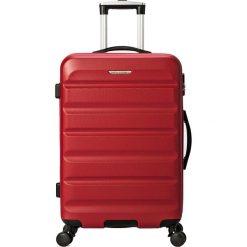 """Walizki: Walizka """"Arizona"""" w kolorze czerwonym – 46,5 x 68 x 29,5 cm"""