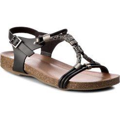 Rzymianki damskie: Sandały PORRONET - WP0-2217 Czarny