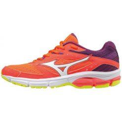 Mizuno Buty Biegowe Wave Surge (W) Fierycoral/Wht/Grapejuic 39.0/6.0. Różowe buty do biegania damskie marki Mizuno, mizuno wave. W wyprzedaży za 249,00 zł.