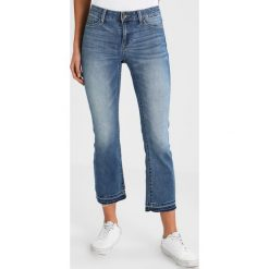 Vero Moda VMTAILOR KICK FLARE ANKLE Jeansy Slim Fit medium blue. Niebieskie rurki damskie Vero Moda. Za 129,00 zł.