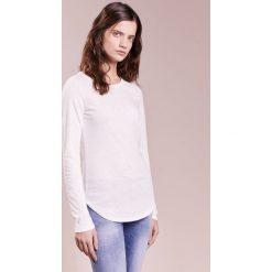 Bluzki asymetryczne: CLOSED Bluzka z długim rękawem blanched almond