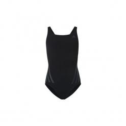 Kostium kąpielowy jednoczęściowy Dziecko adidas  Strój do pływania Pro V 3-Stripes. Czarne stroje jednoczęściowe dziewczęce Adidas. Za 129,00 zł.