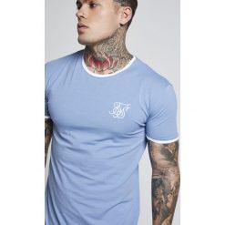 T-shirty męskie: SIKSILK HERITAGE GYM TEE Tshirt basic faded denim