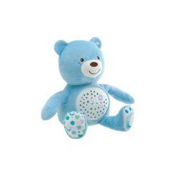 Chicco  Maskotka z projektorem Baby Miś jasnoniebieski. Niebieskie przytulanki i maskotki Chicco. Za 114,00 zł.