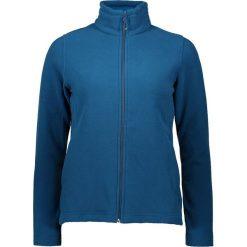 Kurtka polarowa w kolorze niebieskim. Niebieskie kurtki damskie marki CMP Women, z polaru. W wyprzedaży za 113,95 zł.