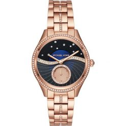 Zegarek MICHAEL KORS - Lauryn MK3723 Rose Gold/Rose Gold. Czerwone zegarki damskie marki Michael Kors. W wyprzedaży za 1089,00 zł.