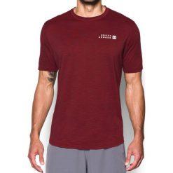Under Armour Koszulka męska Sportstle Core Tee Czerwona r. XS (1303705-625). Czerwone koszulki sportowe męskie Under Armour, m. Za 84,94 zł.