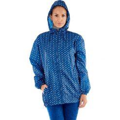 Bomberki damskie: Nieprzemakalna kurtka w ProClimate Blue. Składana w kieszeń