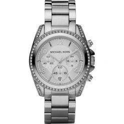 ZEGAREK MICHAEL KORS LADIES STAINLESS MK5165. Szare zegarki damskie Michael Kors, ze stali. Za 1369,00 zł.