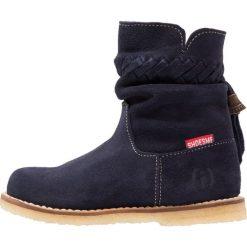 Botki damskie lity: Shoesme Botki dark blue
