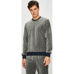 Emporio Armani - Bluza. Szare bluzy męskie rozpinane Emporio Armani, l, z bawełny, bez kaptura. Za 419,90 zł.
