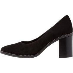 Pedro Miralles Czółenka amalfi nero. Czarne buty ślubne damskie Pedro Miralles, z materiału. Za 589,00 zł.