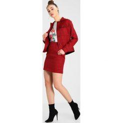 Bomberki damskie: Moves FAUNA  Kurtka wiosenna bronze red
