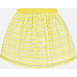 Mayoral - Spódnica dziecięca 128-167 cm. Białe spódniczki dziewczęce Mayoral, z bawełny, mini. Za 109,90 zł.