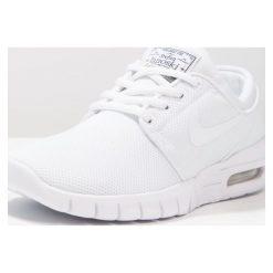 Nike SB STEFAN JANOSKI MAX Tenisówki i Trampki white. Białe tenisówki męskie Nike SB, z materiału. W wyprzedaży za 258,30 zł.