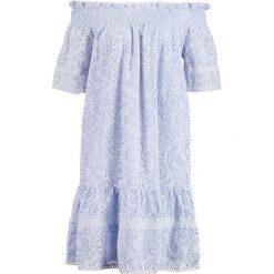 Sukienki hiszpanki: Needle & Thread Sukienka letnia dust blue