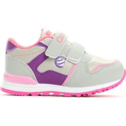 Buty sportowe dziewczęce: Szare Buty Sportowe Orphean