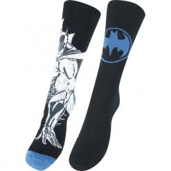 Batman Batman Logo Skarpetki wielokolorowy. Czarne skarpetki męskie marki Mohito, z motywem z bajki. Za 54,90 zł.