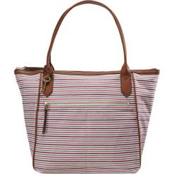 Shopper bag damskie: Fossil Torba na zakupy multicoloured