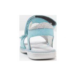 S.Oliver RED LABEL Sandały aqua. Niebieskie sandały chłopięce marki s.Oliver RED LABEL, z materiału. Za 169,00 zł.