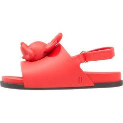Sandały chłopięce: Melissa MINI DISNEY BEACH SLIDE Sandały kąpielowe red matt