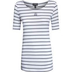 Bluzki, topy, tuniki: T-shirt SPORTALM LIBELLE Biały Print