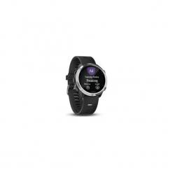 Zegarek GPS Forerunner 645 z pulsometrem. Czarne zegarki męskie Garmin. Za 1799,00 zł.